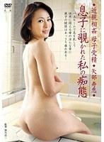 「近親相姦 母子受精 矢部寿恵」のパッケージ画像