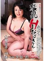 厳選奥さまシリーズ 猛乳Hカップのおばさん 山田信子