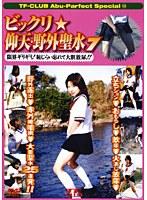 「ビックリ★仰天・野外聖水 7」のパッケージ画像