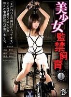 「美少女監禁飼育 1」のパッケージ画像
