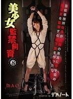 「美少女監禁飼育 8」のパッケージ画像