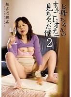 「無言近親姦 お母ちゃんのすんごいオナニー見ちゃった僕 2」のパッケージ画像