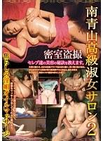 「南青山高級淑女サロン 2 焦らしの淫媚オイルマッサージ」のパッケージ画像