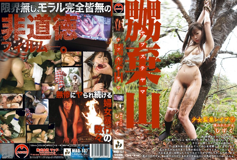 [MAD 137] Shizuku   Girl Kidnapped In The Mountains 9 (690MB MKV x264)