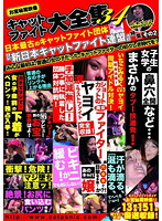 「キャットファイト大全集 34 日本最古のキャットファイト団体「新日本キャットファイト連盟」特集 その2」のパッケージ画像