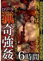 「ロ●ータ猟奇強姦」のパッケージ画像