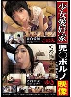 「少女愛好家 児○ポルノ映像(逆輸入版)」のパッケージ画像