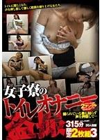 「女子寮のトイレオナニー盗撮限定 3」のパッケージ画像