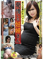 「素人応募ドキュメント 発情した妊婦さん」のパッケージ画像