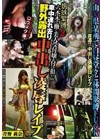 「蜘蛛緊縛 2 六本木で働く美人受付嬢を付け狙い車中連れ去り野外露出中出し凌辱レイプ 芹野莉奈」のパッケージ画像