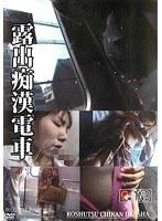 露出痴○電車