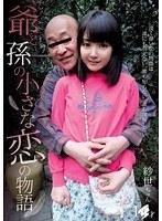 「爺と孫の小さな恋の物語 有本紗世」のパッケージ画像