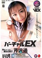 「バーチャルEX 励ましナースの痴女日記!! 芹沢遥」のパッケージ画像