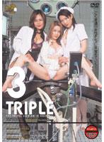 「TRIPLE 渡瀬晶 遊佐七海 安西ゆみこ」のパッケージ画像