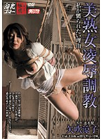 「美熟女凌辱調教 矢吹涼子」のパッケージ画像