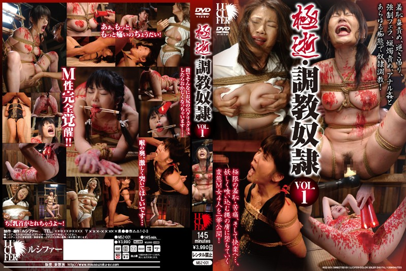 msz001pl [MSZ 001] Amateur – Extreme Tied Slave Training #1