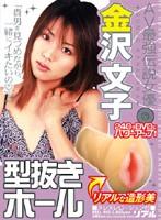 「金沢文子 型抜きホール」のパッケージ画像