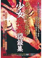 「発禁流出映像 少女強姦記録集」のパッケージ画像