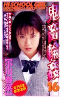 「女子校生監禁凌辱 鬼畜輪姦16」のパッケージ画像