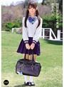 【数量限定】制服美少女4本番 希島あいり 限定生写真付き