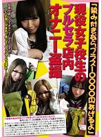 「現役女子校生のブルセラ店内オナニー盗撮」のパッケージ画像