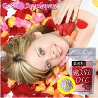業務用ローズサプリメント 大容量360粒 体から汗からローズの香りが!!体臭ケアサプリ