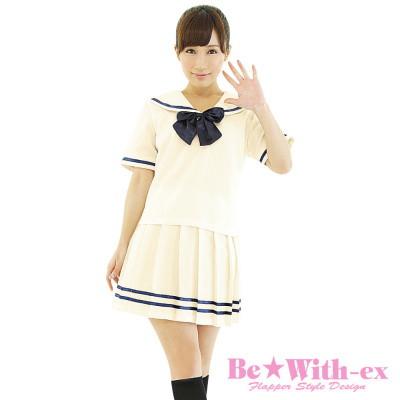 超・白セーラー服