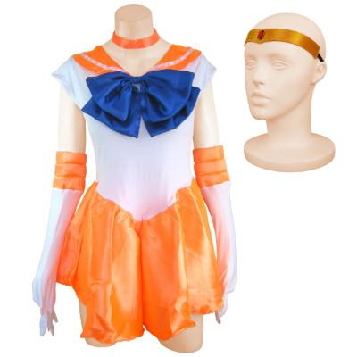 セーラー戦士 オレンジ