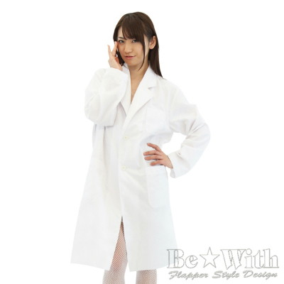 白衣のお医者さん