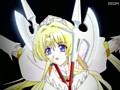 エルフィーナ ?淫夜へと売られた王国で…? THE ANIMATION 第一幕 「踏みにじられた純白の姫花」 サンプル画像 No.1