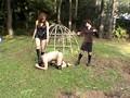 美人姉妹のヒューマンドッグ 愉悦の野外・家畜調教 サンプル画像 No.3