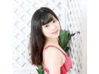 新人グラビアアイドル★本郷みなみチャン着用下着上下セット(濃いピンク)+チェキ付き