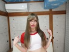 ◆むっちり長身モデル五月凛ちゃんコスプレ体操服上下セット(陸上ウェア)◆