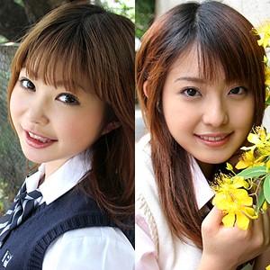 【agirl021】 shino・minto 【アキバガールズ】のパッケージ画像
