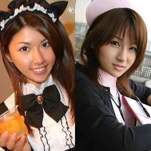 【agirl037】 Azumi・Yoshino 【アキバガールズ】のパッケージ画像