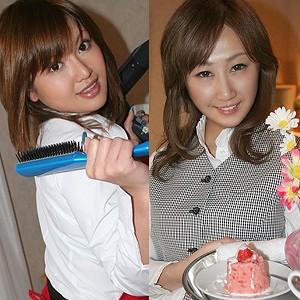 【agirl054】 Nanako&Ririko 【アキバガールズ】のパッケージ画像