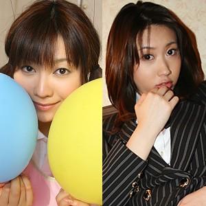 【agirl055】 Haruna&Erena 【アキバガールズ】のパッケージ画像