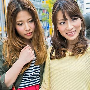 ユリ&アヤカ パッケージ写真