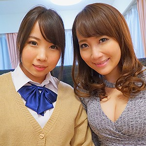優子ちゃん&奈々ちゃん