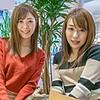 リナさん&奈緒さん