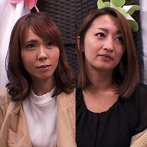 ヒルズ妻 あき&みお hillstsuma307