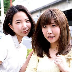 素人熟女図鑑 さき&ゆいか jzukan162