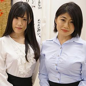 素人熟女図鑑 しおり&りおな jzukan212