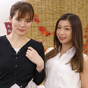 素人熟女図鑑 つばき&みいな jzukan214