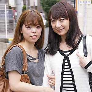 素人熟女図鑑 ひな&みずき jzukan215