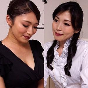 オンナ同士 前沢さん odoushi114