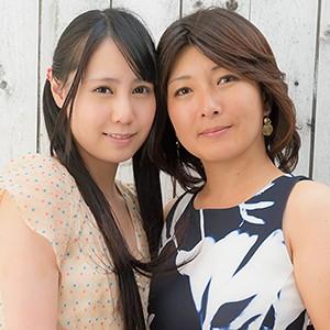おしゃぶりクッキング 水野亜美&母親 osyabc002