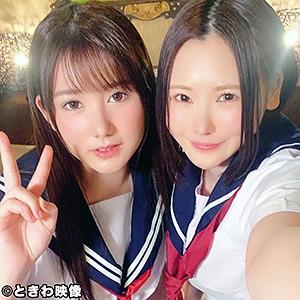 愛花あゆみ,皆川るい - あゆみ&るい(ときわ映像 - TKWA-168