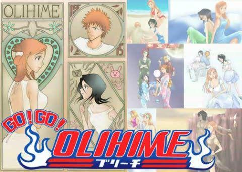【BLEACH 同人】ORIHIME