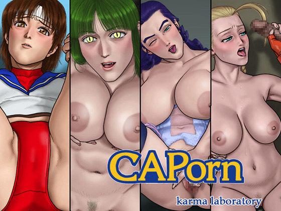 CAPorn -カポルノ-